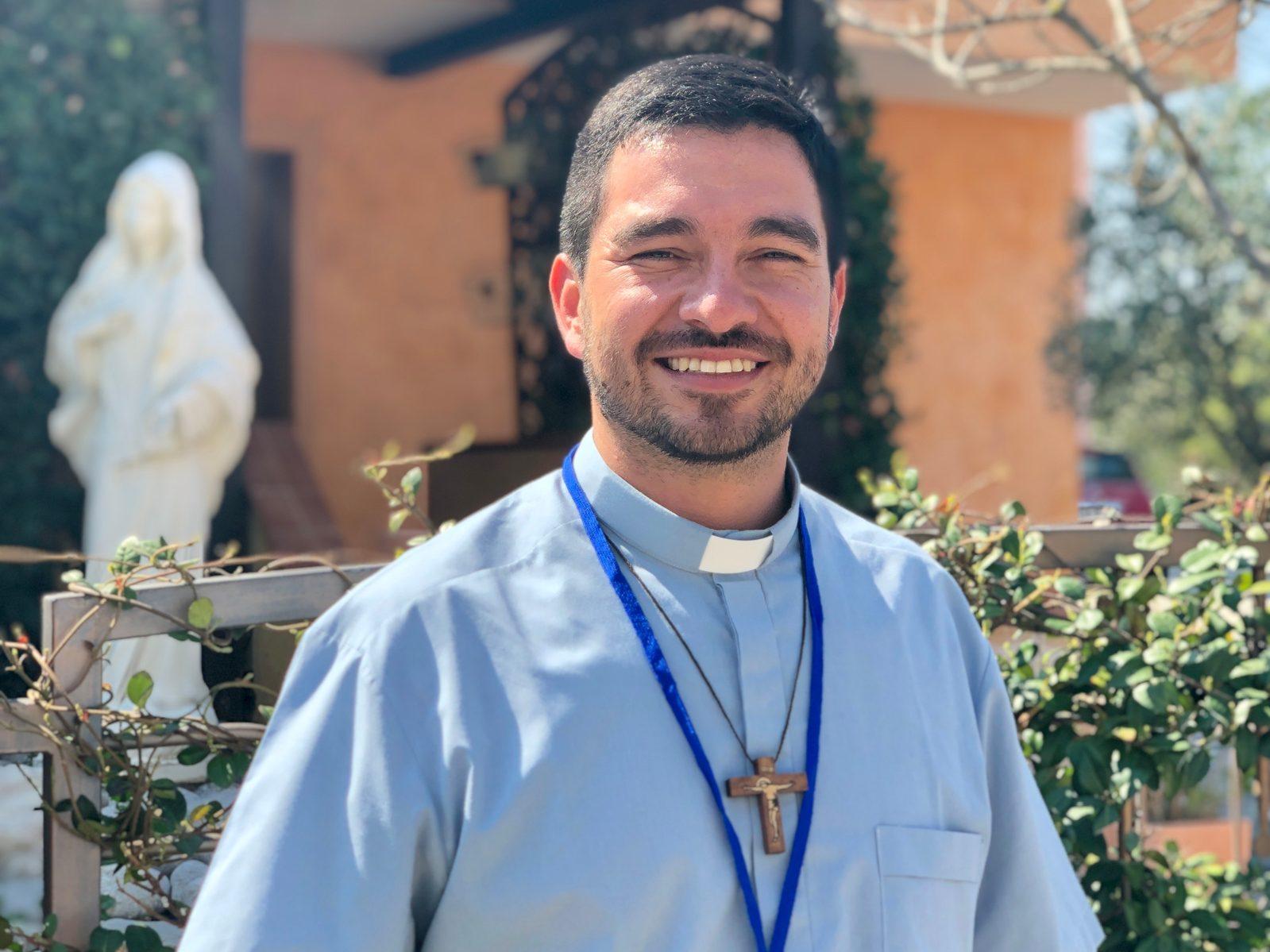 Fr Diego in Medjugorje